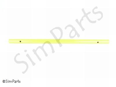 frame, horizontale achterpijp