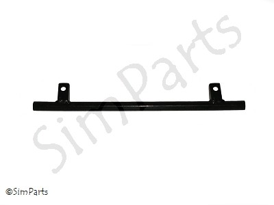 chassis, rear horizontal pipe