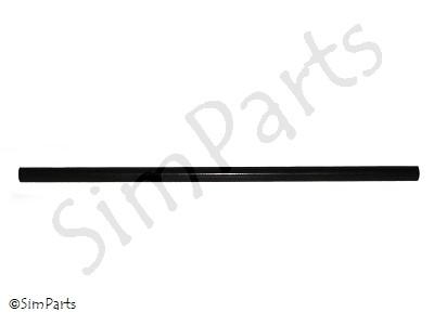 Rahmen, vorne horizontalen Rohr