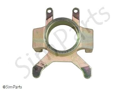 retención del cojinete de la rueda trasero derecha/izquierda