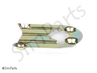 damper plate