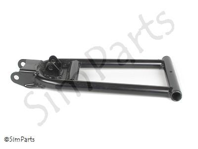 rear suspension left upper