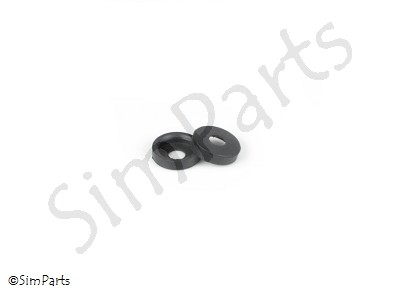 protective rubber front and rear suspension