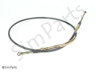 cable de cambio, largo