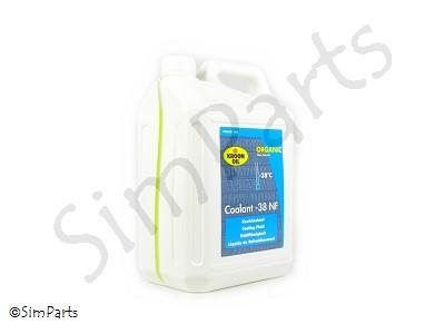 koelvloeistof -38 Organic NF, Kroon-Oil