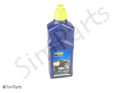 15W40_Engine Oil, ATV Farmer Oil, Putoline