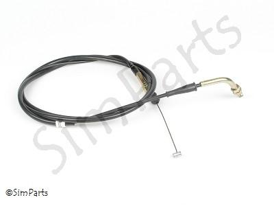 cable del acelerador
