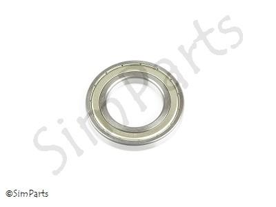 Groove ball bearings 16007-Z, single row bearing